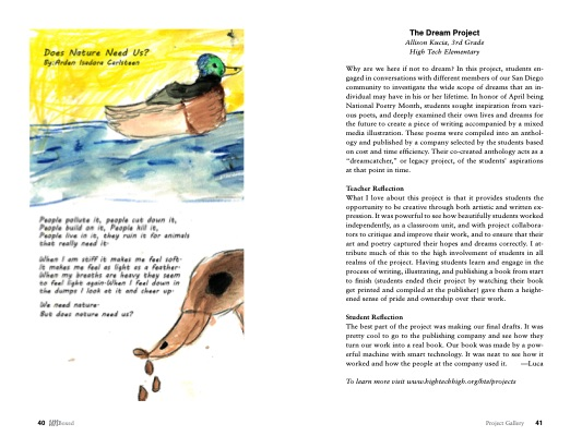 16_Issue16_TheDreamProject